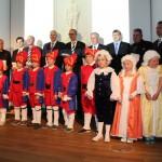 """Potsdamer Riesengarde """"Lange Kerls"""" e.V. Foto: Annett Ullrich"""