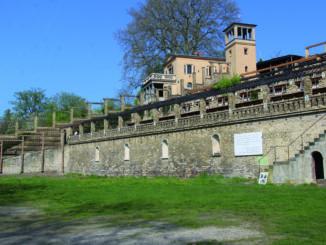 Terrassenanlagen des Winzerbergs. Fotos: Annett Ullrich